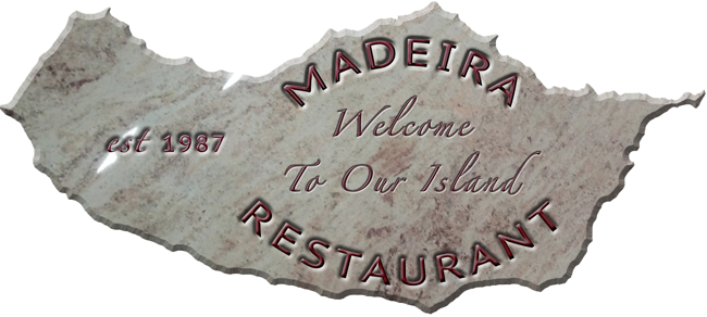 Madeira Restaurant Home